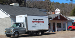 Visit Joe Morgan Custom Cabinetry
