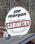 Joe Morgan Custom Cabinetry